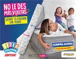 Ofertas de Muebles Jamar, Feria del colchón - Otras Ciudades