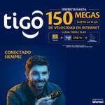 Ofertas de Tigo, Hasta 150 Megas