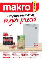 Ofertas de Makro, Makro ofertas - grandes marcas al mejor precio