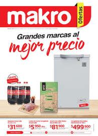 Makro ofertas - grandes marcas al mejor precio