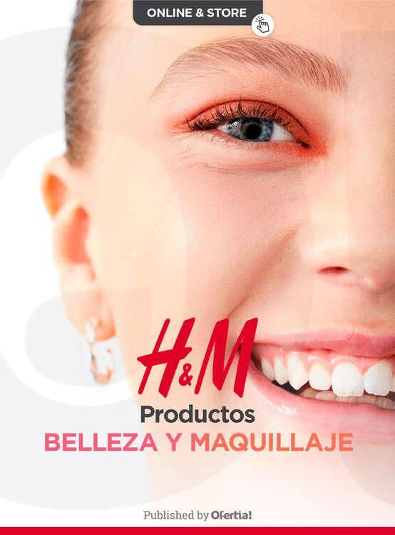Ofertas de H&M, H&M Belleza y maquillaje