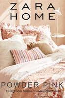 Ofertas de Zara Home, Colección Powder Pink