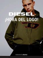 Ofertas de Diesel, Diesel Logo