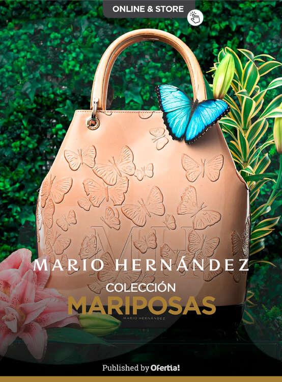 Ofertas de Mario Hernández, Mariposas