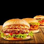 Ofertas de Presto, Presto hamburguesas