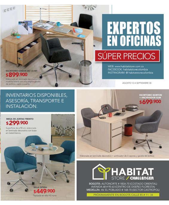 ofertas de habitat store catlogo oficinas