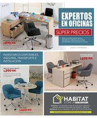 Catálogo Oficinas