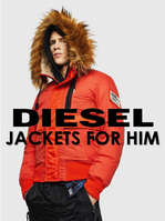 Ofertas de Diesel, Jackets for him