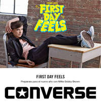 Forever Chuck - First Day Feels