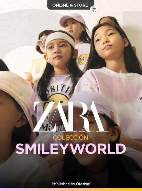 Ofertas de Zara, Smiley World