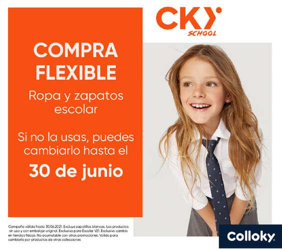 Ofertas de Colloky, Compra Flexible