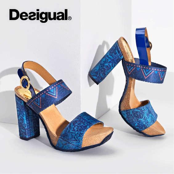 Ofertas de Desigual, Zapatos para mujer