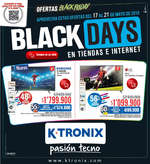 Ofertas de KTronix, Ktronix Black Days