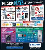 Ofertas de KTronix, Ktronix Black Days