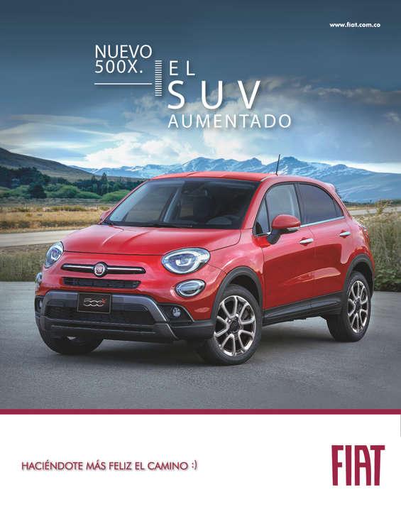 Ofertas de Fiat, Fiat 500X