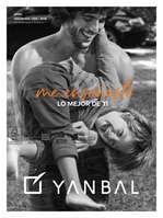 Ofertas de Yanbal, Me enseñaste lo mejor de ti