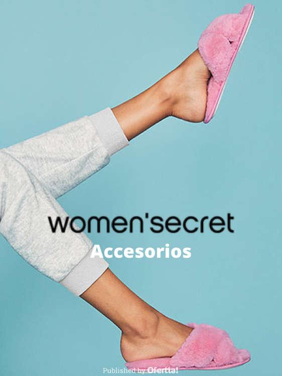 Ofertas de Women'Secret, Accesorios