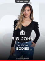 Ofertas de Big John Wear, Bodies
