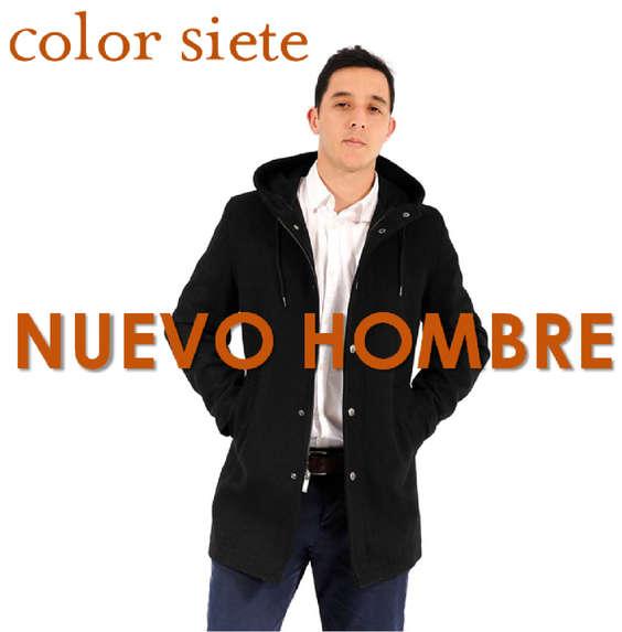 Ofertas de Color Siete, Nuevo Hombre