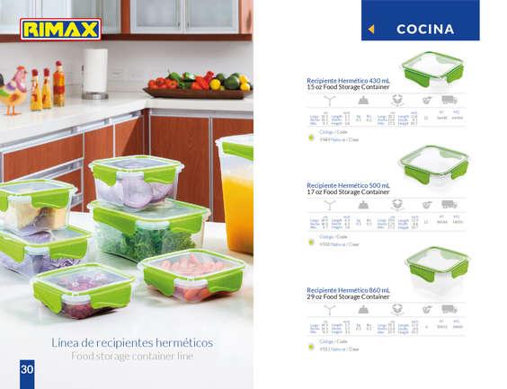 Ofertas de Rimax, Catálogo Rimax 2019