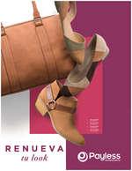 Ofertas de Payless, Catálogo Renueva tu look - Bogotá