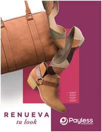 Catálogo Renueva tu look - Bogotá