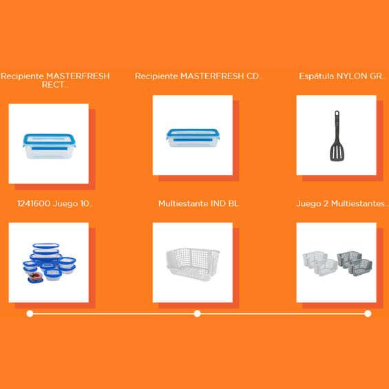 Ofertas de Imusa, Plásticos De Cocina Y Aseo