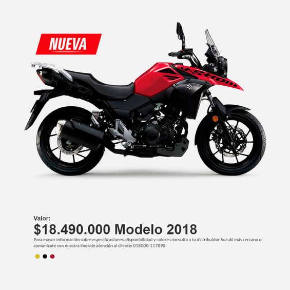 Ofertas de Suzuki Motos, Suzuki_V-Storm 250