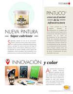 Ofertas de Pintuco, Revista Fanáticos No.9 - La renovación de los tonos pasteles