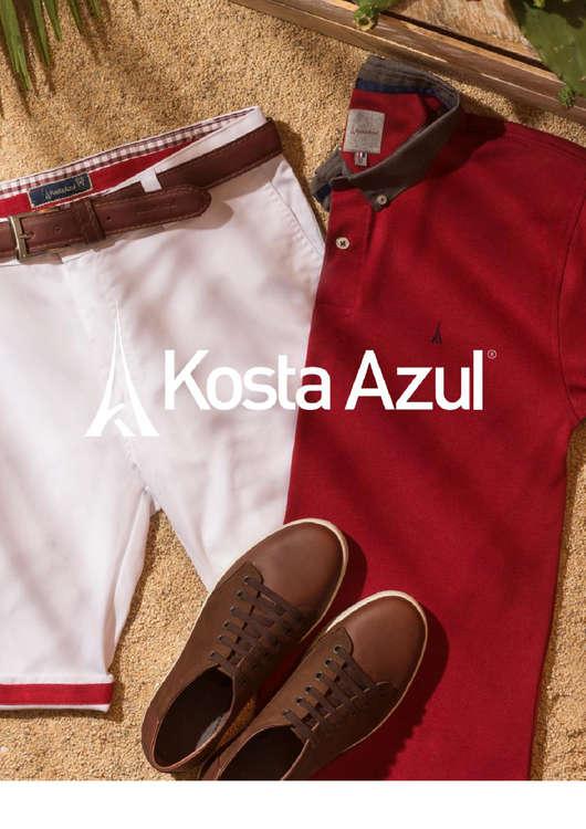 Ofertas de Kosta Azul, KOSTA AZUL