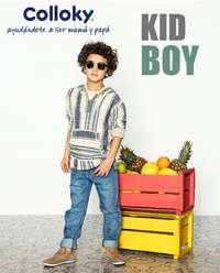 Colección Kid Boy