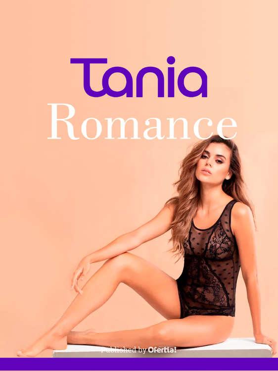 Ofertas de Tania, Tania romance