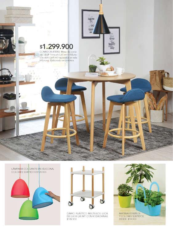 Comprar mesas de dise o en bogot tiendas y promociones for Habitat store muebles