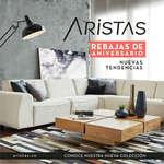 Ofertas de Aristas, Aristas