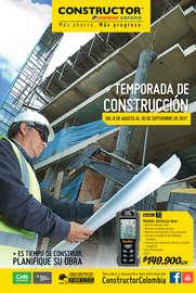 Temporada de Construcción - Santa Marta