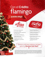 Ofertas de Flamingo, 70 Navidades diciendoles sí a tu sueños