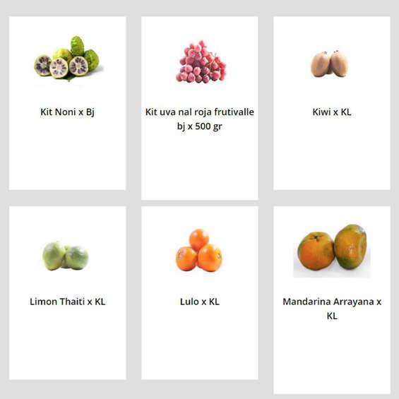 Ofertas de Surtifruver, Frutas