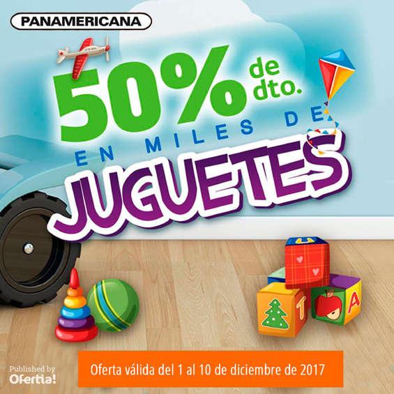 Ofertas de Librería Panamericana, 50 de descuento en Juguetes