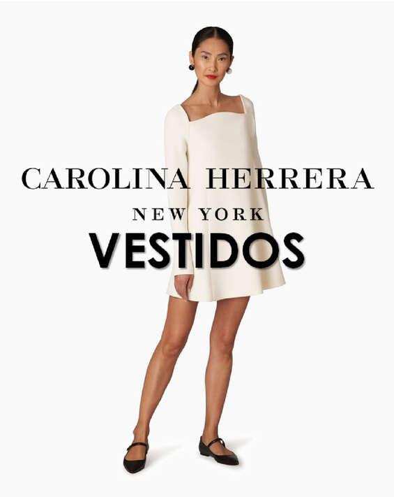 Ofertas de Carolina Herrera, Vestidos