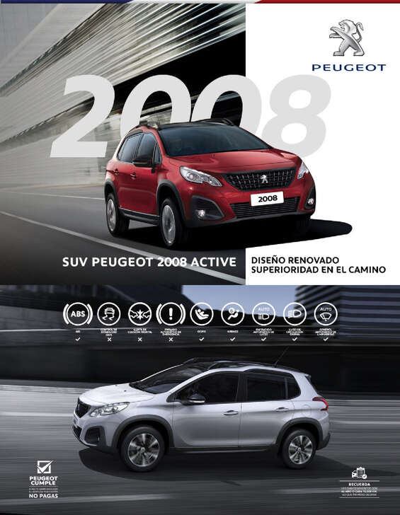 Ofertas de Peugeot, 2008