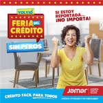 Ofertas de Muebles Jamar, Volvió Feria del Crédito Sin Peros - Barranquilla