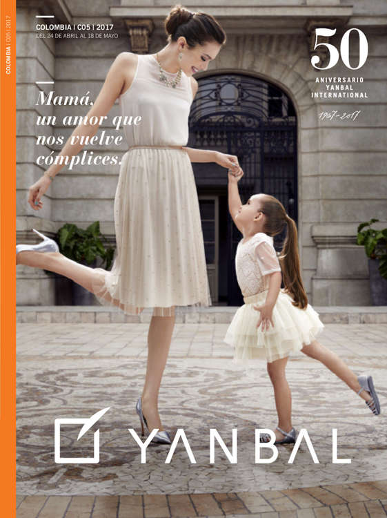 Ofertas de Yanbal, Mamá, un amor que nos vuelve cómplices - Campaña 05 de 2017