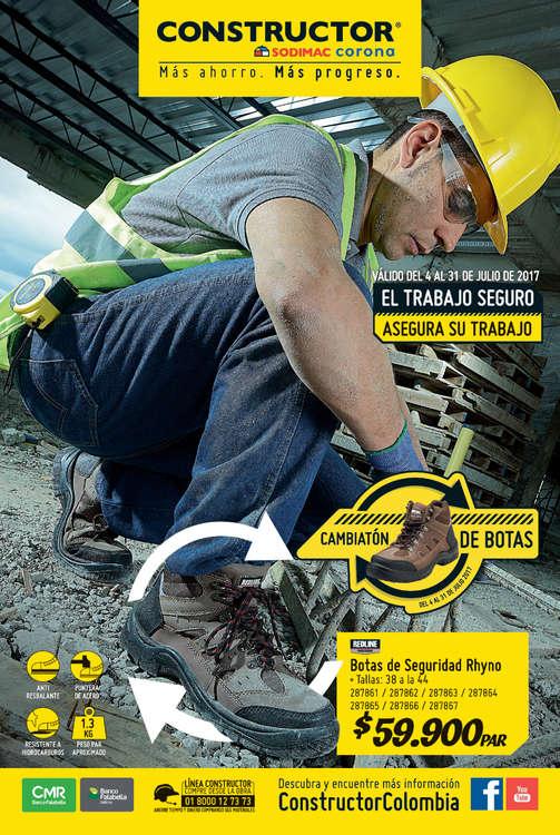 Ofertas de Constructor, El trabajo seguro asegura su trabajo - Medellín