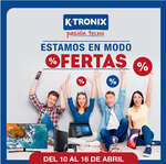 Ofertas de KTronix, Ktronix