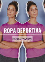 Ofertas de Bronzini, Ropa Deportiva
