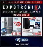 Ofertas de KTronix, Expotrónika, lo último en tecnología está aquí - Medellín