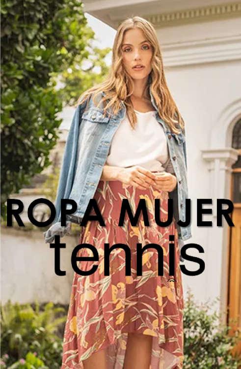 Ofertas de Tennis, Ropa Mujer