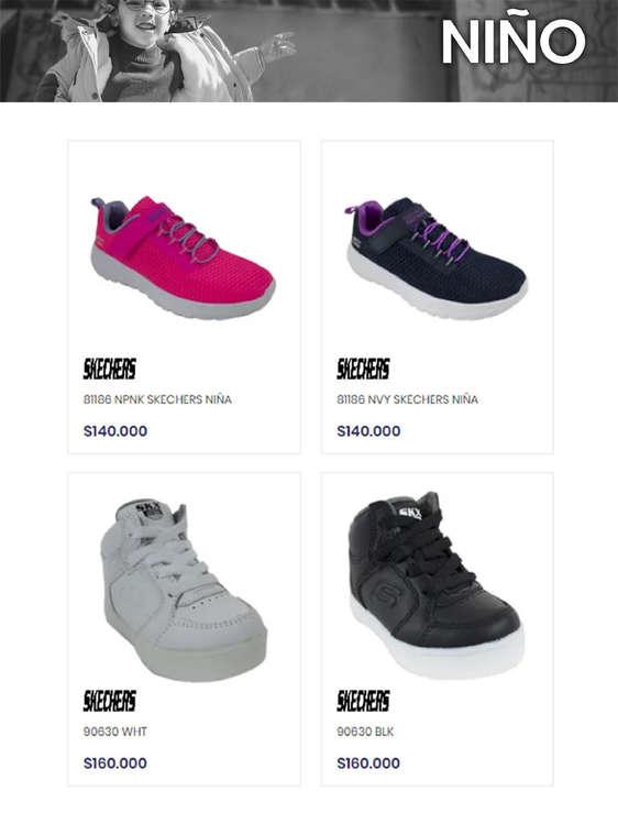 Comprar Zapatillas deporte niña en Yopal Tiendas y