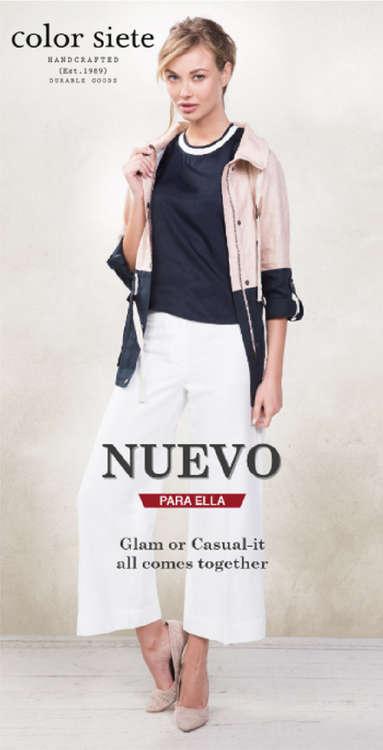 Ofertas de Color Siete, Nuevo para ella - Glam or Casual-it all comes together