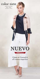 Nuevo para ella - Glam or Casual-it all comes together